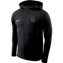 Ballymena Shamrock Celtic Supporters Club Academy 18 Hoodie - Black Youth 2018